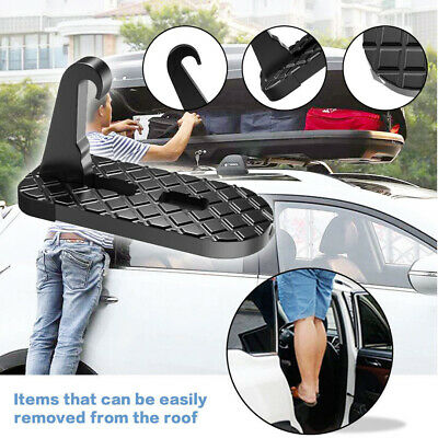 Doorstep Vehicle Access Roof Car Door Step Assist Gives You Latch Easily Rooftop