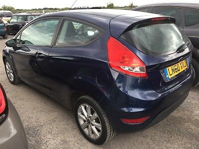 60 Ford Fiesta 1.6 Tdci Econetic 7 Services, Fee Tax, Nice Looking
