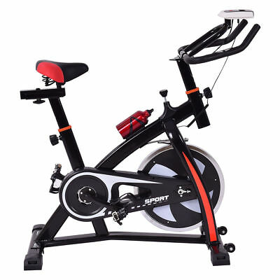 Black Bicycle Cycling Fitness Exercise Stationary Bike Cardio Home Indoor 508 US