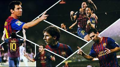 """TY07722 Lionel Messi - FCB Football Star Soccer 24""""x14"""" Poster"""