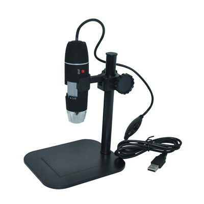 Digital USB Microscope 50X~500X Electronic Microscope 5MP USB 8 LED Digital S0Y6