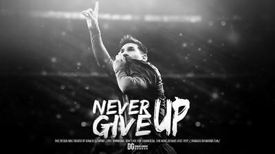 """TY07605 Lionel Messi - FCB Football Star Soccer 24""""x14"""" Poster"""