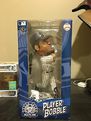Rare Forever Collectables Derek Jeter NY Yankees 3000th Hit Bobblehead