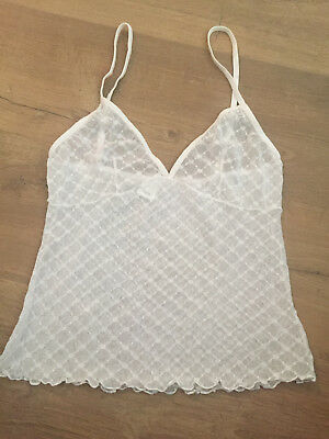Caraco top lingerie nuit Taille 34/XS
