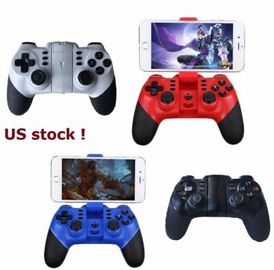 X6 Wireless Bluetooth Gamepad Game Controller For Android iPhone TV Box Tablet