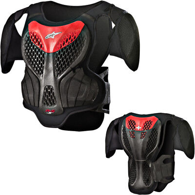 Alpinestars A-5 S Youth Offroad Motocross MX Roost Guard