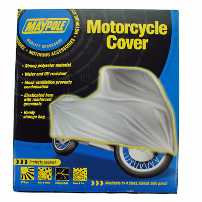 Maypole Motorcycle Cover Extra Large DP MP9454