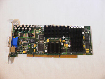 Sun XVR-500 Graphics Video Card 3D labs Wildcat PCBA 54-001024-001 Rev.C 3Dlabs