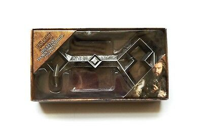 The Hobbit Thorin Oakenshield Key Paperweight LOTR Collectible Geek