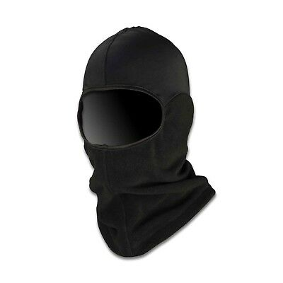 Ergodyne N-Ferno 6822 Thermal Fleece Balaclava with Spandex Top, Black
