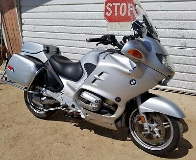 2004 BMW R-Series  Excellent Condition 2004 BMW 1150RT-P with Extras! Former Highway Patrol