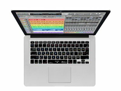 "KB Covers Digital Performer QWERTY Copritastiera MacBook Air 13""/Pro (N2R)"