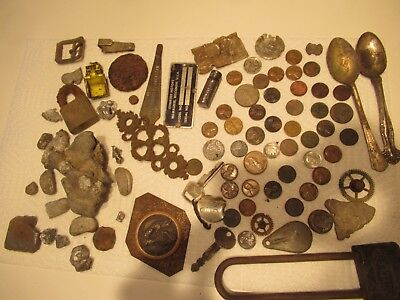 Finds Cleaning Kit Ideal for Metal Detecting Fossil Hunting Coins Jewellery etc