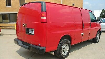 2008 Chevrolet Express 2500 2008 CHEVY EXPRESS VAN READY FOR WORK