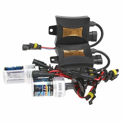 SUPER 55W Slim XENON HID KIT H1 6000K D9L1