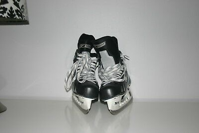 Nike Bauer Supreme ONE 35 Tu'k Super Stainless Steel Ice Hockey Skates Men's 7