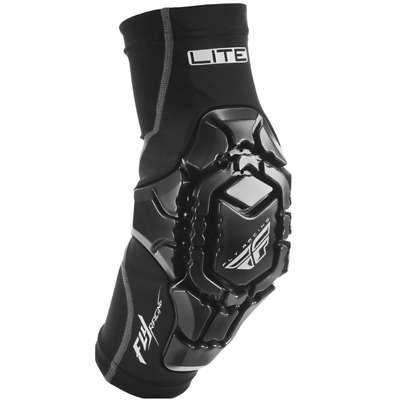 Fly Racing Barricade Lite MX Motocross Offroad Elbow Guards