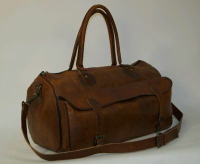 65364e8d8357 Men s Brown Vintage Genuine Leather 22