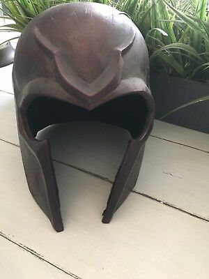 Magneto Days Of Future Past Cosplay Helmet. Hand Made!