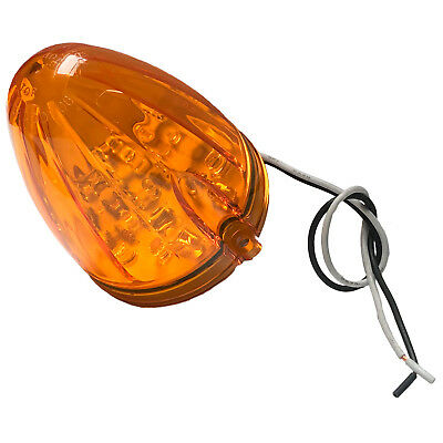 United Pacific | 38313 | 19 LED | Watermelon | Fit Grakon 1000 Cab Light | Amber