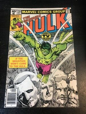 Incredible Hulk#239 Awesome Condition 6.5(1979) Buscema Art!!
