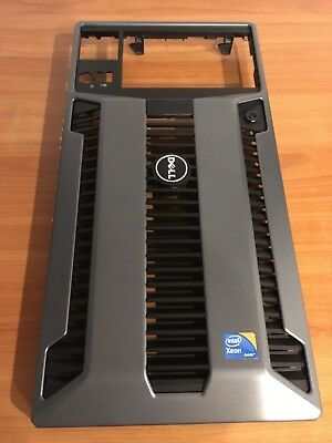 Dell PowerEdge T610 / T710 Front Bezel Cover Faceplate RM153 W/ 2 Keys
