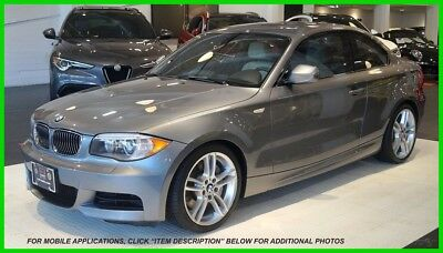 BMW 1-Series 135i M-Sport One Owner, Bay Area California 135i Equipped with M-Sport Package