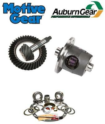 "Gm 12 Bolt Truck 8.875"" 30Spl 4.56 Motive Ring&pinion + Auburn Posi + Master Kit"