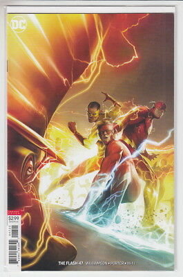 FLASH (2016 DC) #47 VARIANT Francesco Mattina NM- B02154