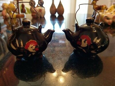 Rare Antique Salt & Pepper Shaker #23