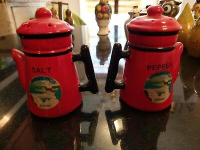 Rare Antique Salt & Pepper Shaker #30