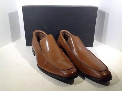 Gordon Rush Men's Size 16 Cognac Marlow Slip On Loafers Shoes X12-1499