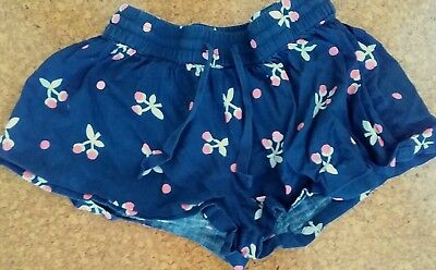 GIRLS COUNTRY ROAD  ELASTIC SHORTS -  Size 8.