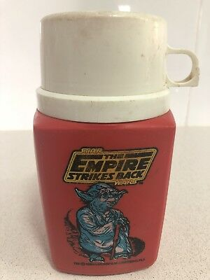 """Star Wars """"The empire strikes back"""" 1980 vintage Thermos Flask"""