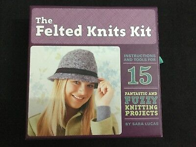 Felted Knits Kit.