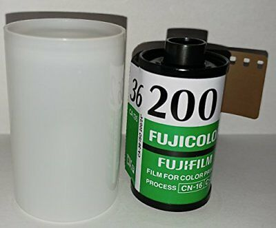 Fujifilm Color Negative Film Fujicolor C200 36-Exposure English Pakkeji One F/S