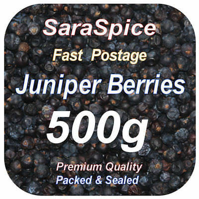 Juniper Berries 500g - SaraSpices - Herbs & Spices