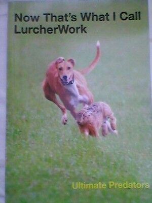 Now Thats What I Call LurcherWork