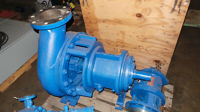 "6x8 - 16 ITT A-C Stainless Steel SS CENTRIFUGAL Process Pump 6"" x 8"""