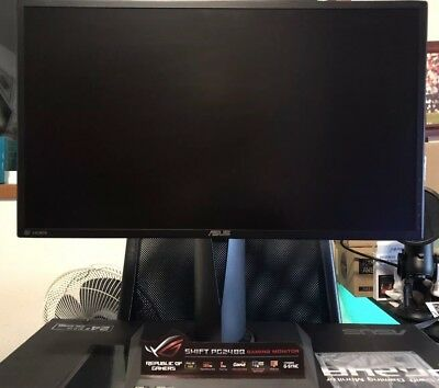 """Asus PG248Q ROG Swift - 24"""" LCD 1080p 180HZ 1ms GSync Monitor - GREAT CONDITION"""