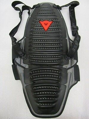 Dainese and Yamaha dual branded Wave 12 Nero full back protector long