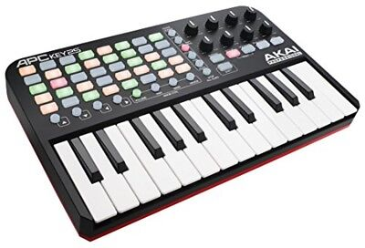 Akai Professional USB keyboard controller Ableton Live Lite included APC KEY 25