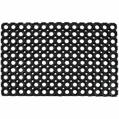 Non-Slip Hollow Rubber Heavy Duty Grass Protection Playground Safety Mats