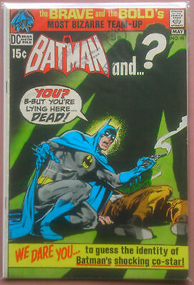 DC Comics THE BRAVE AND THE BOLD # 95 (1971) BATMAN DC