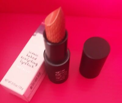 LAURA GELLER iconic baked sculpting Lipstick Magnetic Shade BATTERY PARK BRONZE