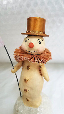 Welcome Winter Snowman by Dee Foust for Bethany Lowe