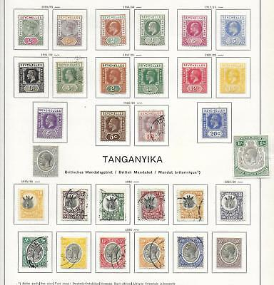 British Colonies stamps Collection of 30 CLASSIC stamps CANC VF HIGH VALUE!