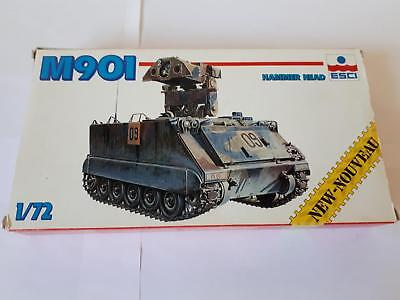 Esci 8306 M901 Hammer Head US Army Armoured Vehicle 1:72 Tank Panzer