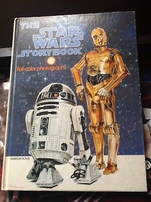 The Star Wars Storybook, Full-color photographs Random House 1978