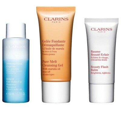 Clarins Prep & Glow Collection - BRAND NEW RRP £25